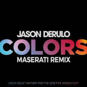 Jason Derulo – Colors (Maserati Remix)